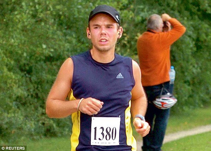 Co-pilot Andreas Lubitz (above) had an obsession with the French Alps and used to fly gliders over the mountainside where he brought down a Germanwings flight, killing all 150 crew and passengers on board