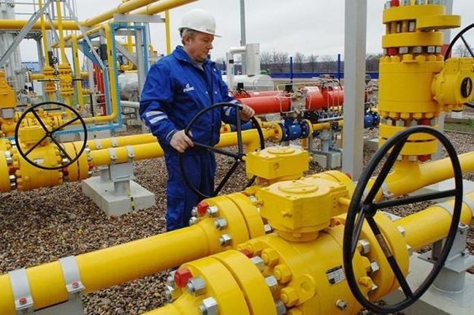 Росія переводить поставки газу для України на передоплату