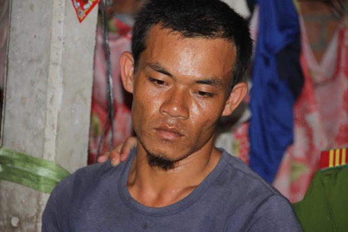 Đối tượng Lê Văn Phước.