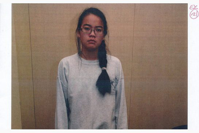Jennifer Pan, 28, fed her parents lies about her achievements and then hired hitmen to kill them after they discovered her deception. (Court exhibit)
