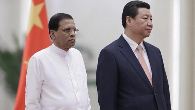 """Bị đình chỉ dự án lớn, Trung Quốc """"biếu"""" Sri Lanka 1 tỉ USD"""