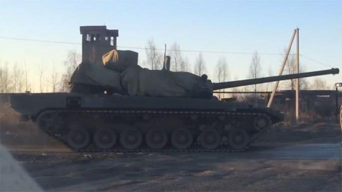 Siêu tăng Armata T-14 của Nga?