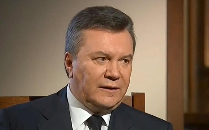 Yanukovych