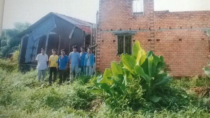 Hơn 2 năm gửi đơn, gia đình ông Trần Văn Cu vẫn chưa được cấp sổ đỏ