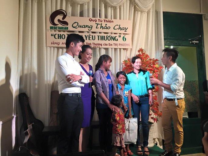 Quang Thảo, Đình Toàn, Hồng Ánh và 3 chị em