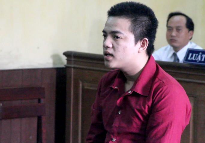 Bị cáo Lê Thanh Phong