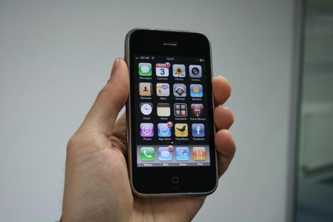 Các phiên bản iPhone 3G, 3S đều nằm trong danh sách ngưng hỗ trợ hoàn toàn từ Apple.