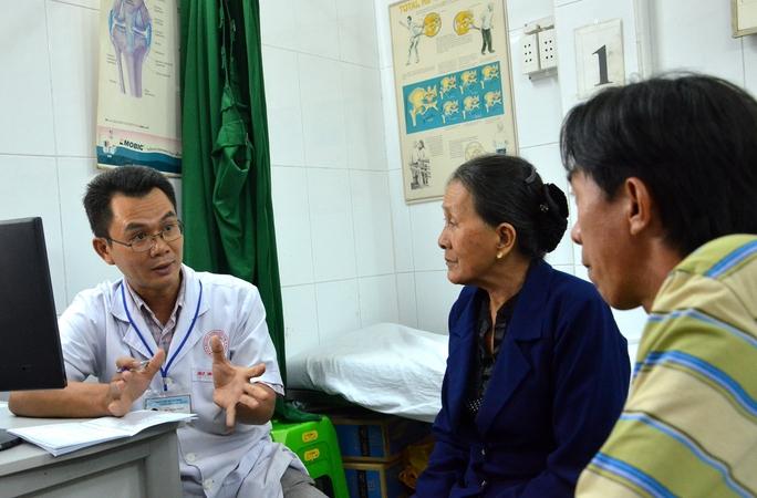 Ở một số bệnh, đáp ứng miễn dịch của cơ thể tăng lên khi bệnh nhân bị sốt                  Ảnh: TẤN THẠNH