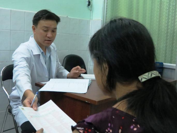 Một ca giám định tại Trung tâm Giám định pháp y tâm thần khu vực TP HCM