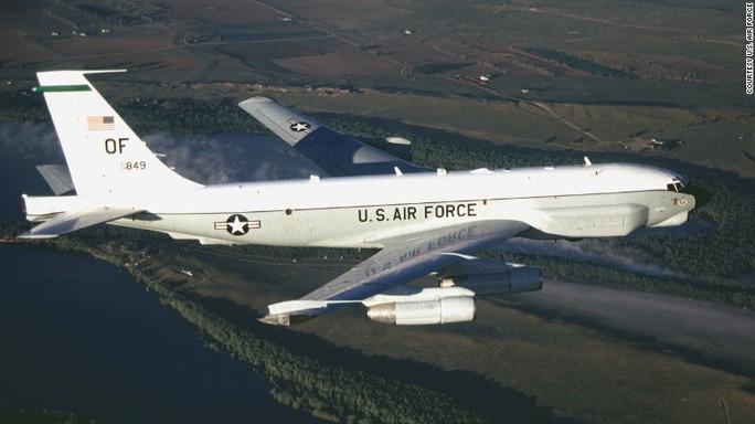 Chiếc RC-135 của Không quân Mỹ. Ảnh: US Air Force