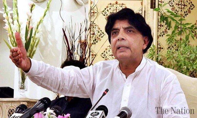 Bộ trưởng Bộ Nội vụ Pakistan Chaudhry Nisar Ali Khan lên án báo pháp báng bổ đạo Hồi