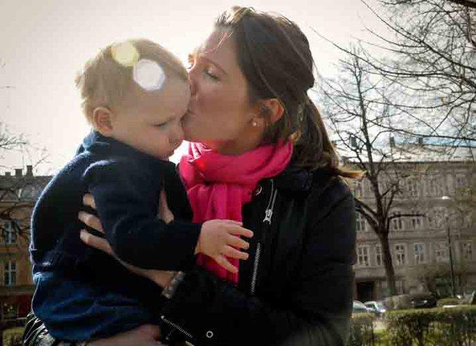 Na Uy được xem là quốc gia tốt nhất thế giới để làm mẹ Ảnh: PBS