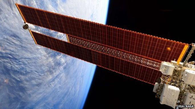 Trạm Không gian Quốc tế (ISS). Ảnh: ESA/NASA