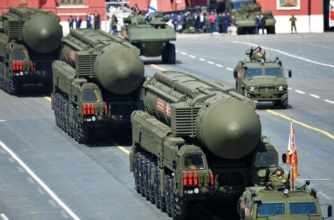 Tên lửa RS-24 Yars. Ảnh: Sputnik
