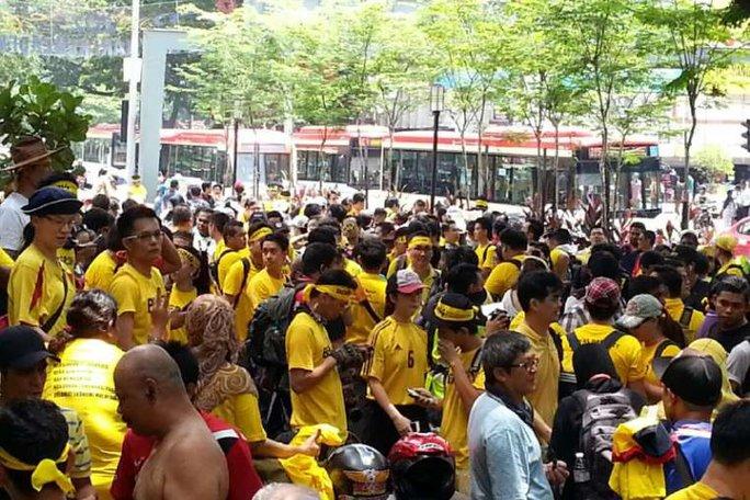 Malaysia: Biểu tình đòi thủ tướng từ chức