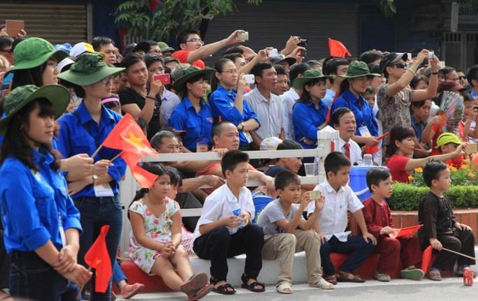 Ở Ngã tư Cửa Nam - Nguyễn Thái Học