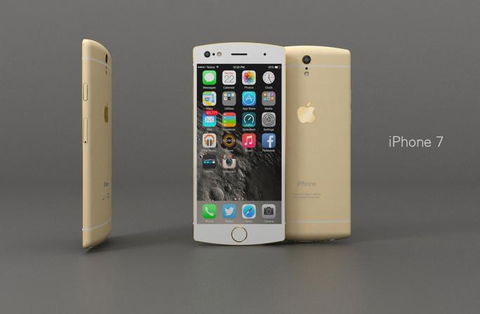 Ý tưởng iPhone 7 của nhà thiết kế Việt