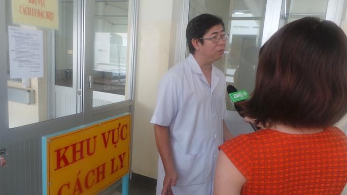 Bệnh viện Bệnh Nhiệt đới TP HCM chuẩn bị điều kiện tiếp nhận, điều trị bệnh MERS.