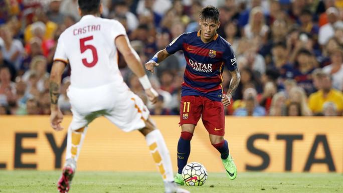 Vắng Neymar sẽ là tổn thất cho Barca