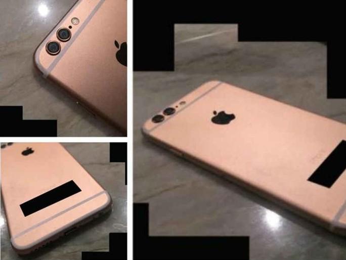 Hình ảnh được cho là thiết kế của iPhone 6S rò rỉ gần đây.