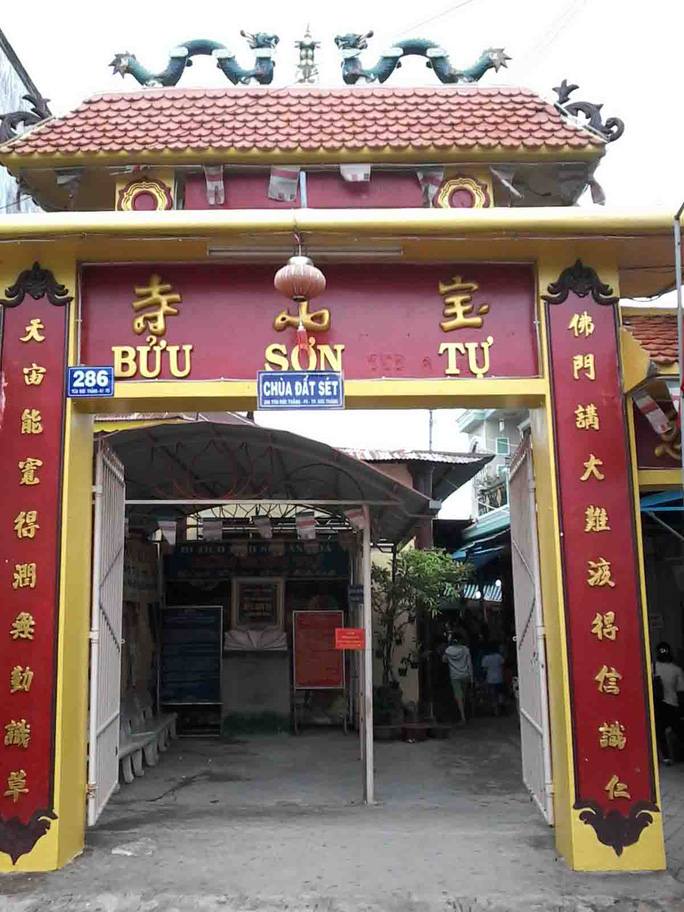 Những ngôi chùa độc đáo ở miền Tây