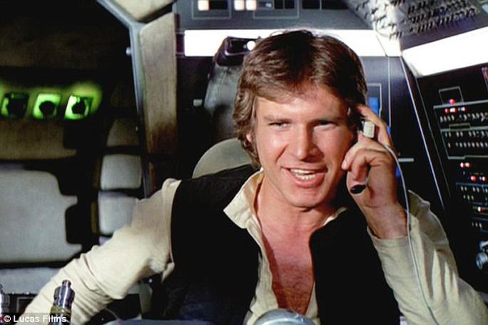 Harrison Ford thời trẻ