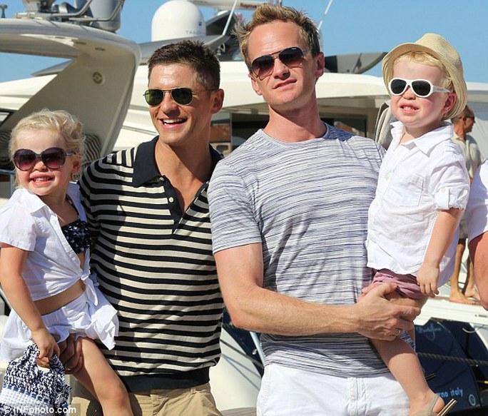Gia đình Neil Patrick Harris