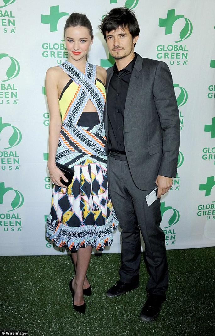 Orlando Bloom và vợ cũ