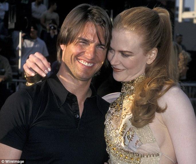 Tom và Nicole Kidman thuở mặn nồng