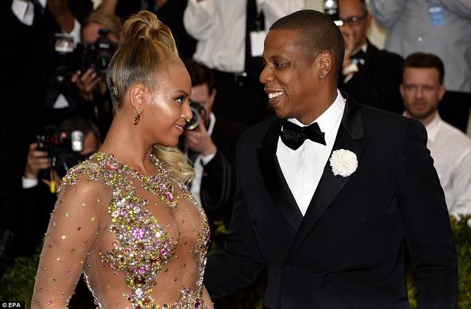Vợ chồng Beyonce