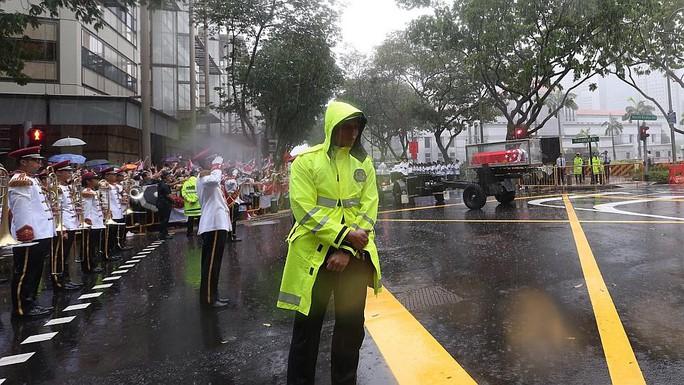 Ảnh: Straits Times