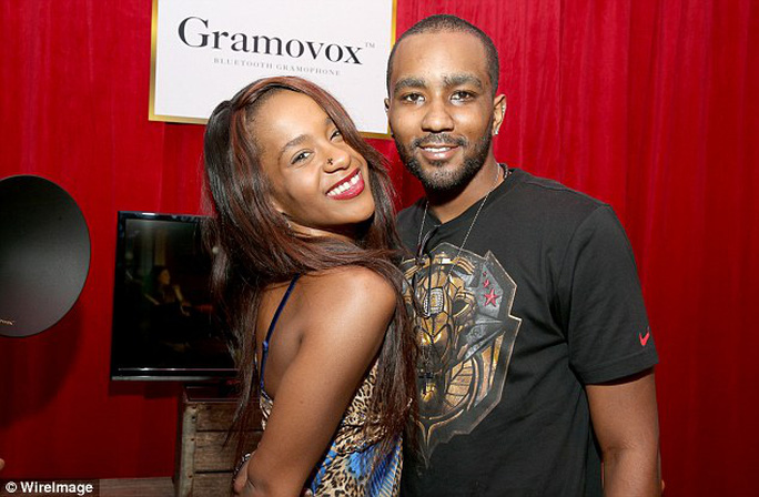 Bobbi và Nick Gordon