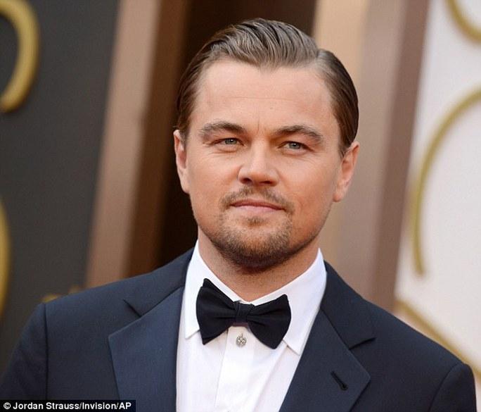 Leonardo DiCaprio hết lòng vì môi trường