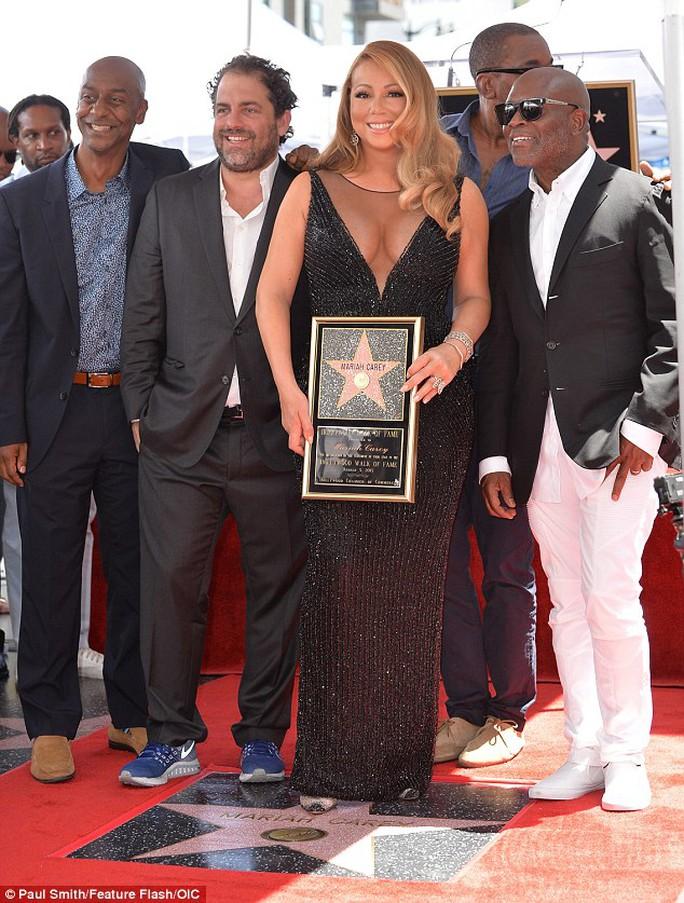 Mariah và bạn  bè