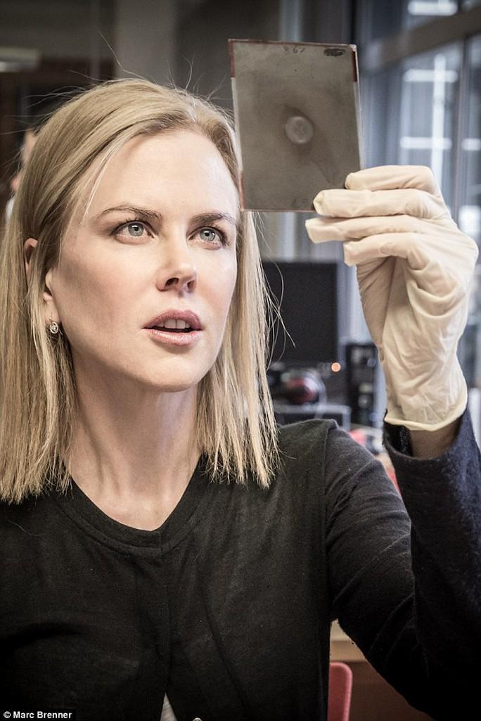 """""""Thiên nga nước Úc"""" Nicole Kidman sẽ tái xuất sàn diễn"""