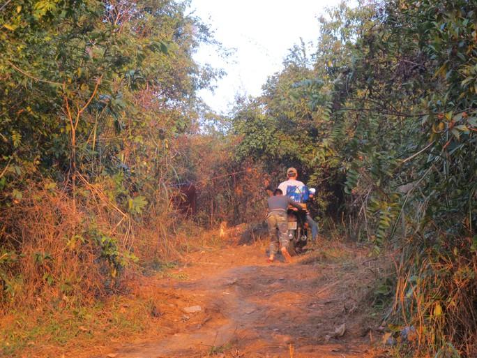 Đường mòn 474 ở huyện Văn Lãng, Lạng Sơn