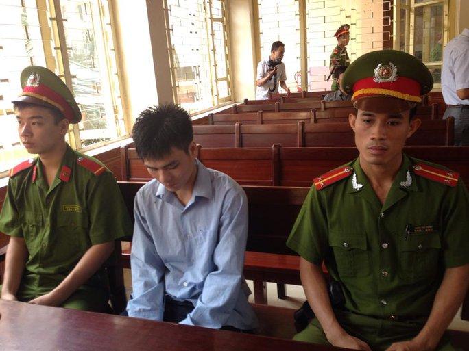 Lý Nguyễn Chung tại phiên toà
