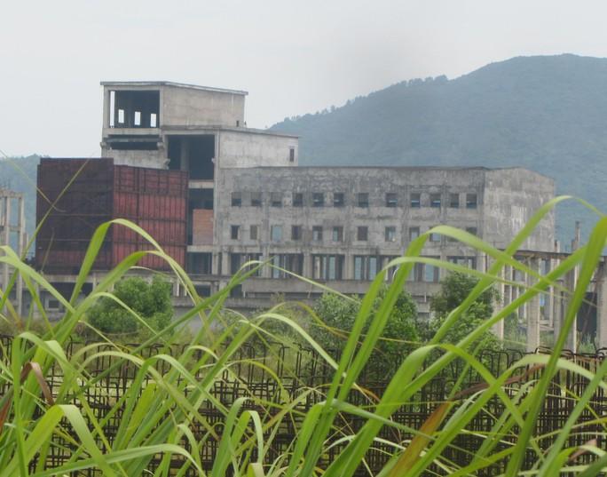 Nhà máy Thép Vạn Lợi bị bỏ hoang trong gần 5 năm
