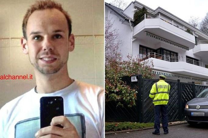 Andreas Lubitz đã sống với bạn gái tại một căn hộ ở Dusseldorf trong 4 năm qua. ẢNh: Mirror)