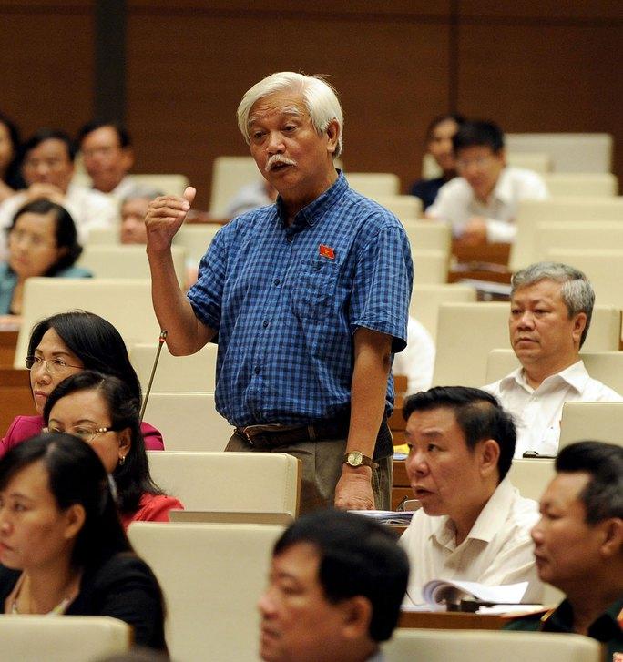 Đại biểu Dương Trung Quốc (Đồng Nai): Đầu tư Cảng Hàng không quốc tế  Long Thành phải đặt vấn đề tầm nhìn lên hàng đầu