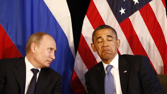 Nga và Mỹ tiếp tục căng thẳng. Ảnh: Reuters