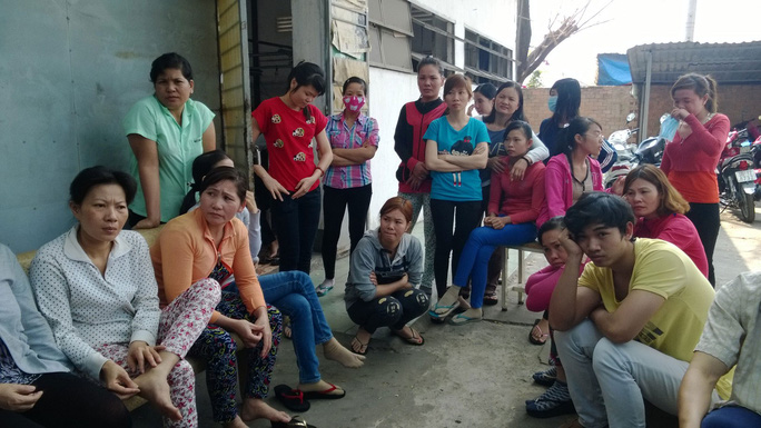 Sau khi một công nhân bị tai nạn lao động nhưng không được hưởng chế độ, công nhân một công ty ở quận 12, TP HCM đã ngừng việc đòi được tham gia BHXH