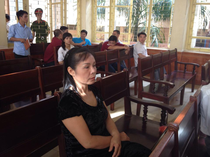 Bà Nguyễn Thị Thu Hà (53 tuổi) nhân chứng mới trong vụ án
