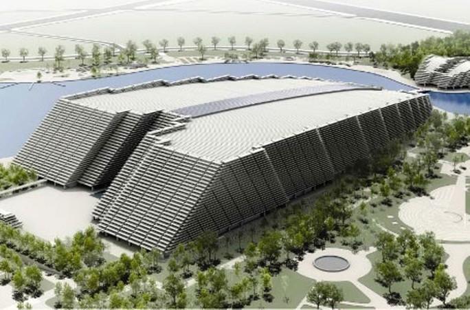 Mô hình Bảo tàng Lịch sử Quốc gia với vốn đầu tư xây dựng 11.277 tỉ đồng