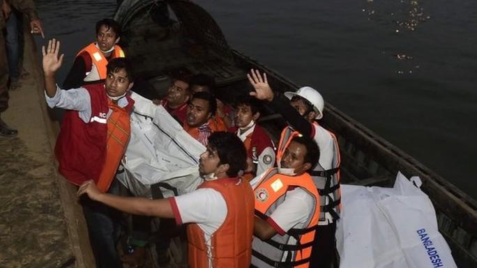 ít nhất 66 thi thể đã được tìm thấy. Ảnh: BBC