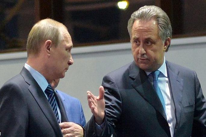 Vướng đại án doping, Nga lại bị cấm cửa ở Olympic - Ảnh 2.