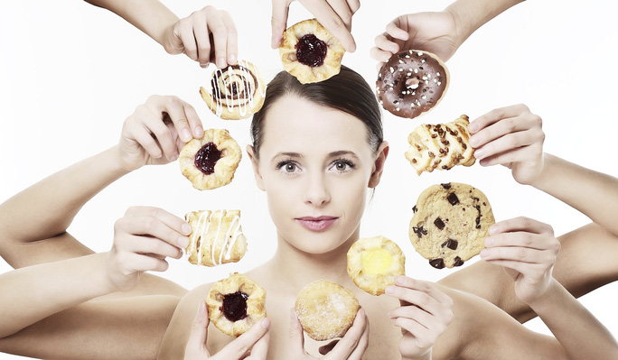 Đừng ăn quá 4 gramđường mỗi đêm
