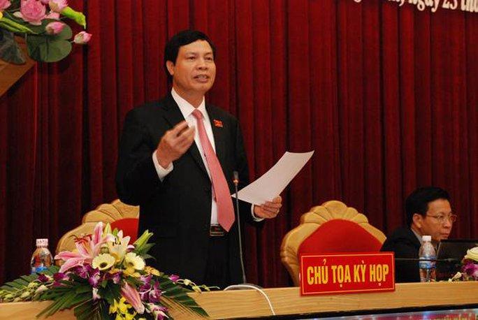Ông Nguyễn Đức Long, tân Chủ tịch UBND tỉnh Quảng Ninh