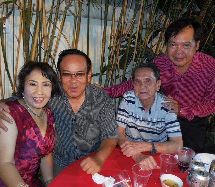 NSND Lệ Thủy tân niên hội ngộ Kim Chung
