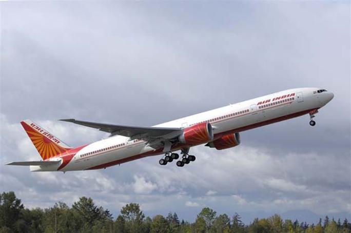Một chếc máy bay của hãng hàng không Air India. Ảnh: Daily Star